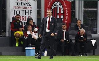 Il Milan ha esonerato Marco Giampaolo, è il fallimento ufficiale di un progetto tecnico