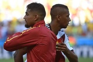 """Kevin Prince Boateng: """"Ho consigliato a mio fratello Jerome di andare alla Juve, è il top"""""""
