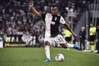 """Juventus, Alex Sandro: """"Se spendo 300 euro in una sera mi sento in colpa"""""""