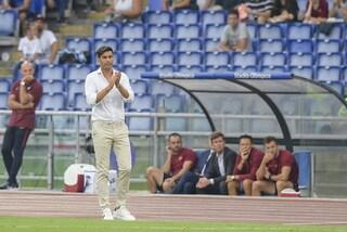 Roma-Sassuolo 4-2, risultato finale