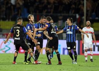 Serie B, Pisa batte Cremonese 4-1. Colpo del Pescara a Cosenza
