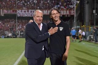 Serie B, Inzaghi batte Ventura: il Benevento vince il derby con la Salernitana