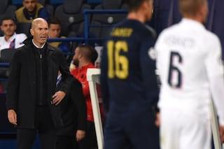 Zero tiri in porta, sconfitta umiliante: Zidane trema, al Real può tornare Mourinho