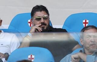 Genoa-Milan: in tribuna anche Gattuso, possibile sostituto di Andreazzoli. O Giampaolo