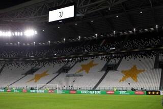 Contro il Verona la Curvadiserta per protesta e la Juve 'riconquista' il proprio Stadio
