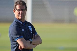 """Owen a gamba tesa: """"Capello? Uno dei peggiori ct dell'Inghilterra di tutti i tempi"""""""