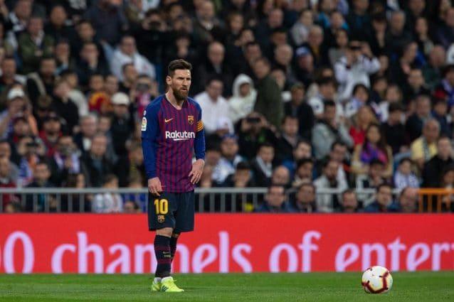 Messi può liberarsi gratis a fine stagione