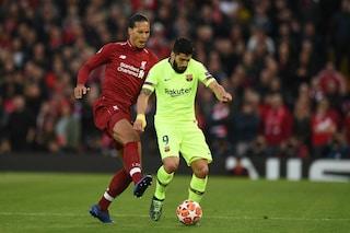 """Barcellona, Suarez ricorda la disfatta: """"Dopo Anfield non potevo nemmeno uscire di casa"""""""