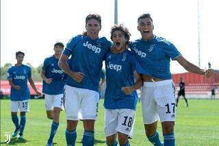 Youth League, Atletico Madrid-Juventus 0-4: show bianconero, super doppietta di Moreno