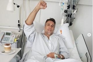 """Batistuta, operazione alla caviglia e protesi hi-tech: """"Prima tappa superata"""""""