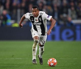 Juventus, c'è un giocatore che è sempre presente oltre a Ronaldo: è Alex Sandro