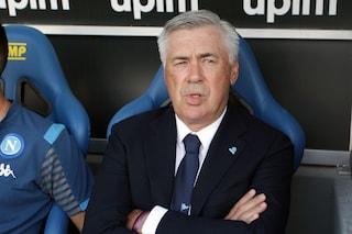 """Napoli, Ancelotti blinda Fabian Ruiz: """"Il Barça in tribuna per vederlo? Sta bene qui"""""""