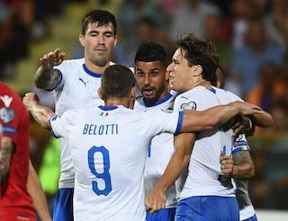 Piccola Italia ma basta per battere l'Armenia. Euro 2020 è più vicino