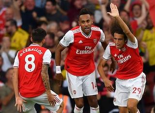Premier, rimonta Arsenal nel North London Derby: raggiunto il Tottenham da 0-2 a 2-2