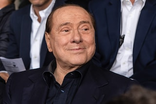 """Berlusconi fa ironia sul Milan: """"Voglio un'amichevole. Il mio Monza vincerebbe 3-0"""""""