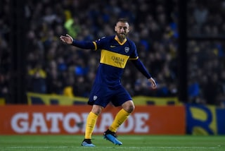Problemi al tendine, De Rossi si ferma: niente Clasico col Boca contro il San Lorenzo