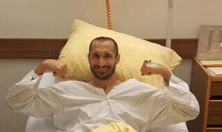 Juventus, Giorgio Chiellini operato al ginocchio: come sta e i tempi di recupero