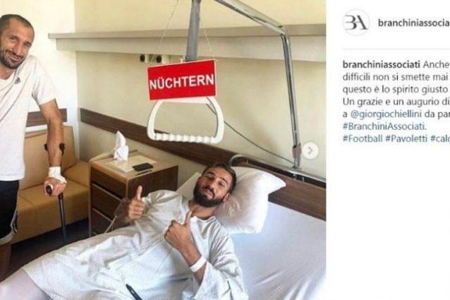 Cagliari, Pavoletti operato: starà fuori 7 mesi