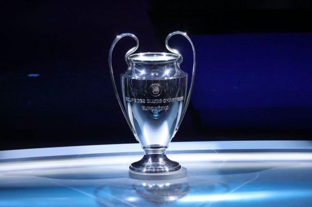Partite Champions Calendario.Champions League Calendario E Programmazione Tv Prima