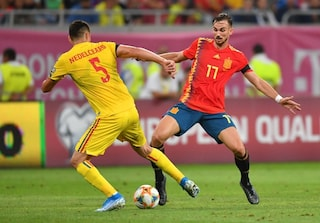 Fabian Ruiz dalla Spagna al Napoli: decisivo da mezzala, bocciato da trequartista