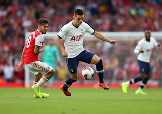 Tottenham, infortunio per Giovani Lo Celso: le condizioni e quando torna in campo