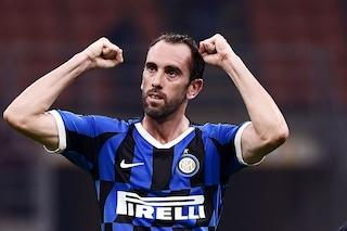 """Godin: """"Conte e Simeone sono molto simili. Inter tra le candidate allo scudetto"""""""