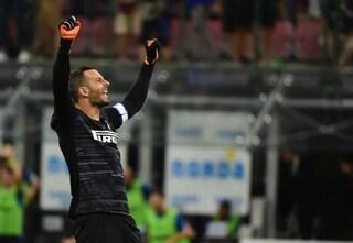 Inter, pronto il prolungamento di contratto per Handanovic e Lautaro Martinez