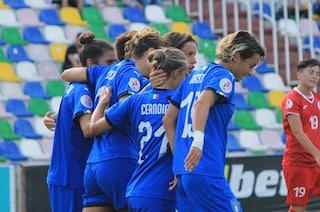 Euro 2021, le Azzurre vincono anche in Georgia: all'Italia basta un gol della Girelli