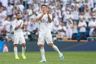 """Napoli, James Rodriguez a gennaio? """"Spero che questa sia la mia stagione al Real Madrid"""""""