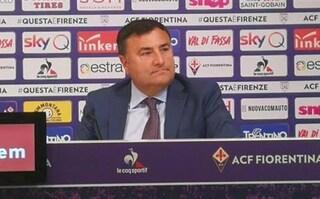 """Fiorentina, Joe Barone: """"Giro di campo con Agnelli? Nemmeno per 2 miliardi"""""""