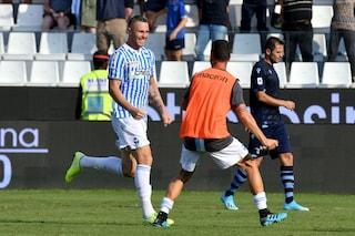 Spal: ultime di formazione per la partita con la Juve, infortunati Kurtic e Di Francesco
