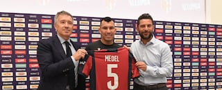 """Gary Medel: """"Al Bologna grazie a Mihajlovic, vogliamo qualificarci per l'Europa League"""""""