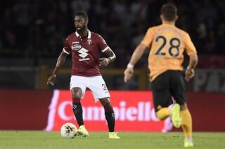 Torino, Nkoulou si scusa e da martedì torna in gruppo