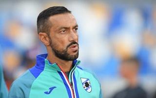 """Quagliarella: """"Conte è un vincente, Napoli e Sampdoria miei amori"""""""