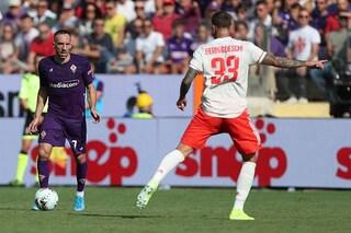 """Fiorentina, Commisso esulta per il pari con la Juve: """"Ribery? Molto meglio di Cr7"""""""