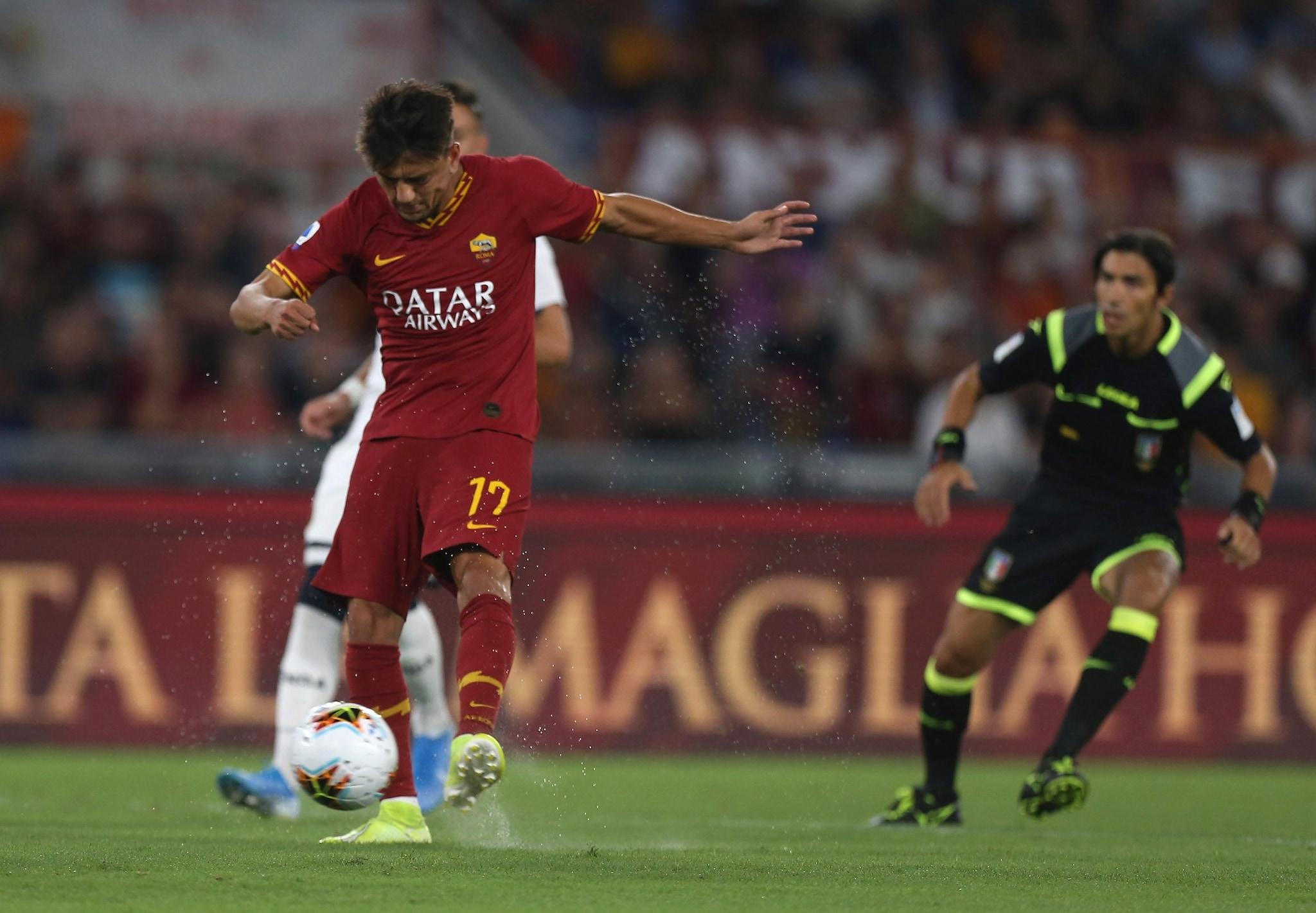 Un gol all'esordio in campionato per Under.