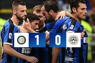 Il vero bomber dell'Inter si chiama Sensi: gol-partita e primato in classifica
