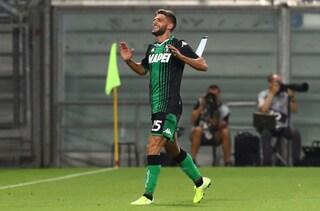 Serie A, classifica marcatori 2a giornata: Berardi del Sassuolo è scatenato