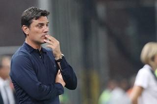 Serie A, chi sarà il primo tecnico esonerato? Montella rischia, pronto Rino Gattuso