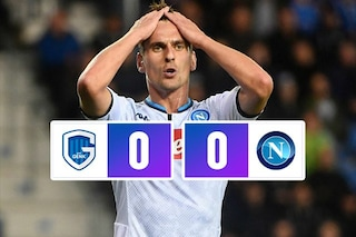 Champions League, il Napoli spreca e pareggia: con il Genk termina 0-0