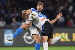 Napoli-Atalanta, le pagelle sul risultato di 2-2