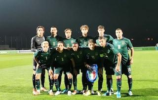 Euro 2021, all'Under 21 di Nicolato basta un gol di Scamacca: Armenia battuta 1-0
