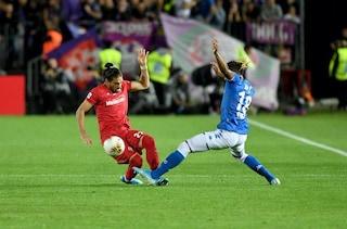 Serie A, ottava giornata: Brescia-Fiorentina 0-0, risultato finale