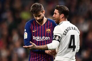 Barcellona-Real Madrid del 26 ottobre al Bernabeu e non al Camp Nou, ecco perché