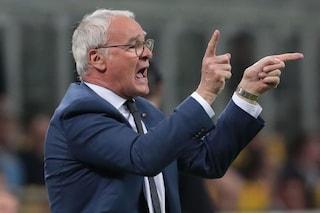 Sampdoria-Roma, Claudio Ranieri ritrova i giallorossi per una sfida del cuore