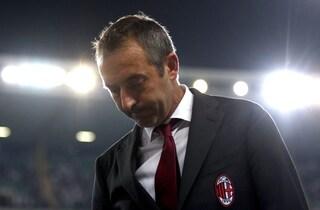 Giampaolo, il Milan ha deciso per l'esonero: si attende l'annuncio