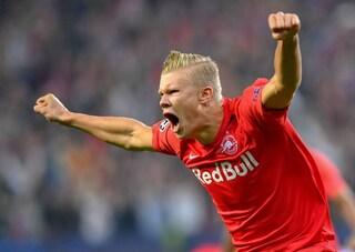 "Erling Braut Håland bomber di Champions: ""Vi spiego perché ho detto no alla Juventus"""