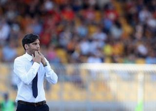"""Paulo Fonseca: """"Gli infortuni? Troppe partite ammazzano i giocatori"""""""