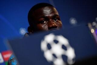"Koulibaly Koulibaly: ""Napoli, non temere. Sto tornando al top e insieme vinciamo"""