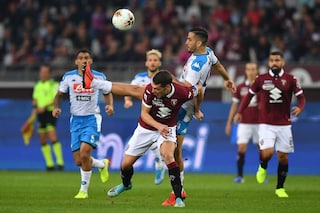 Torino-Napoli, le pagelle sul risultato di 0-0